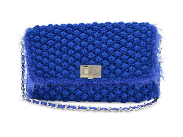 Classic Wool Rubee XLarge Sapphire Blue