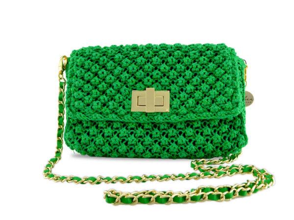 Classic Rubee Large Emerald Green