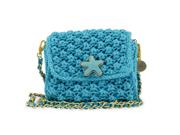 Jewel Starfish Small Turquoise