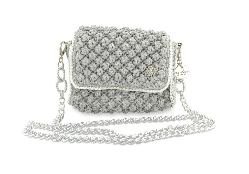 Jewel Charm Small Silver