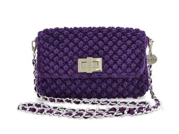Classic Rubee Large Purple